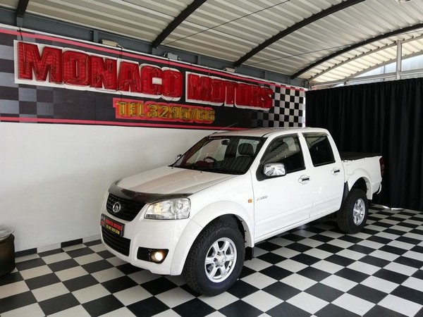 2012 GWM Steed 2.4 Pu Dc  Gauteng Pretoria_0