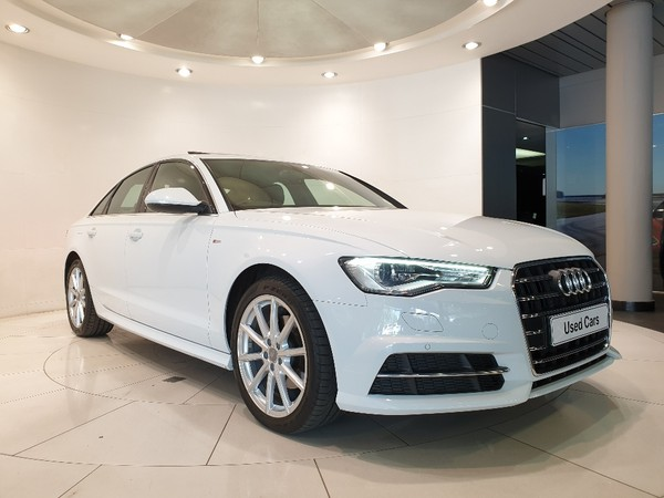 2017 Audi A6 2.0 Tdi Multitronic  Gauteng Sandton_0