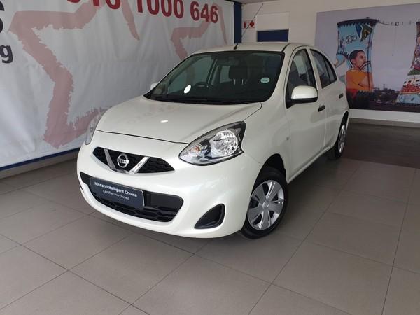2018 Nissan Micra 1.2 Active Visia Gauteng Vereeniging_0