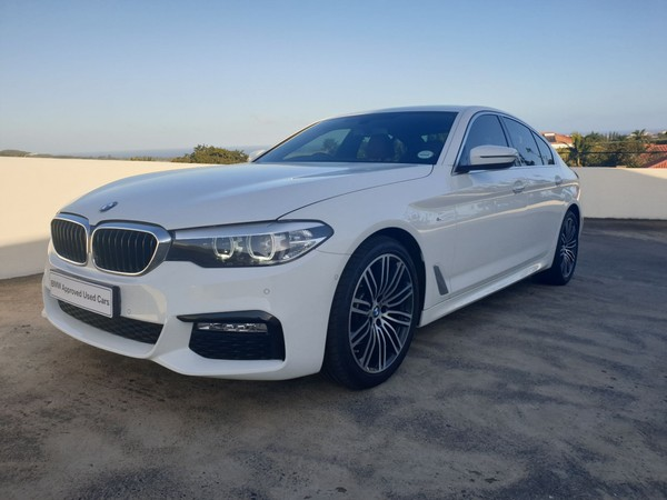 2018 BMW 5 Series 520d Auto Eastern Cape East London_0