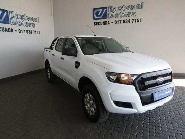 2018 Ford Ranger 2.2TDCi XL Auto Double Cab Bakkie Mpumalanga Secunda_0