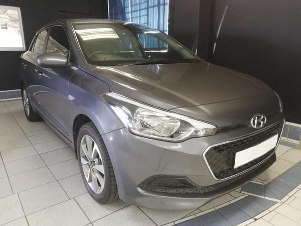 2017 Hyundai i20 1.2 Fluid Kwazulu Natal Pinetown_0