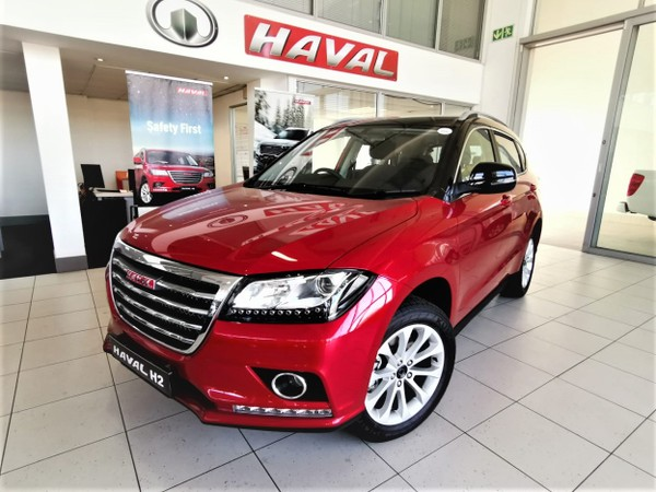 2019 Haval H2 1.5T Luxury Auto Gauteng Four Ways_0