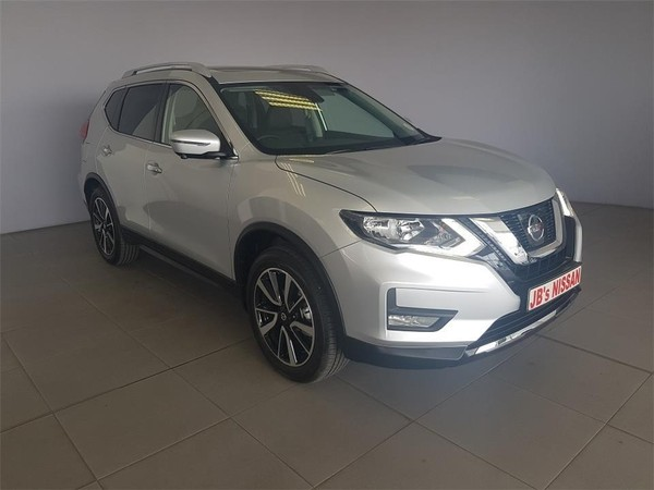 2019 Nissan X-Trail 1.6dCi Tekna 4X4 Western Cape Malmesbury_0