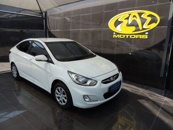 2012 Hyundai Accent 1.6 Gauteng Vereeniging_0
