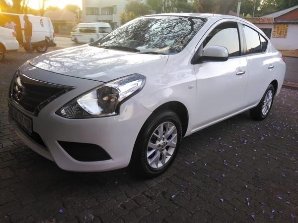 2017 Nissan Almera 1.5 Acenta Gauteng Jeppestown_0