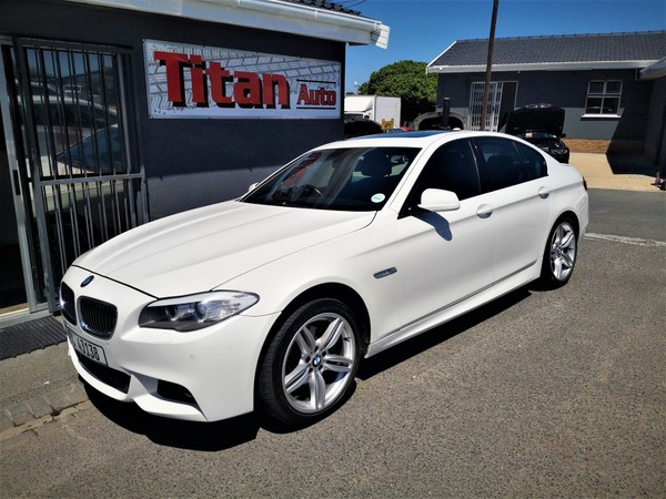 2013 BMW 5 Series 520d At f10  Western Cape Kuils River_0