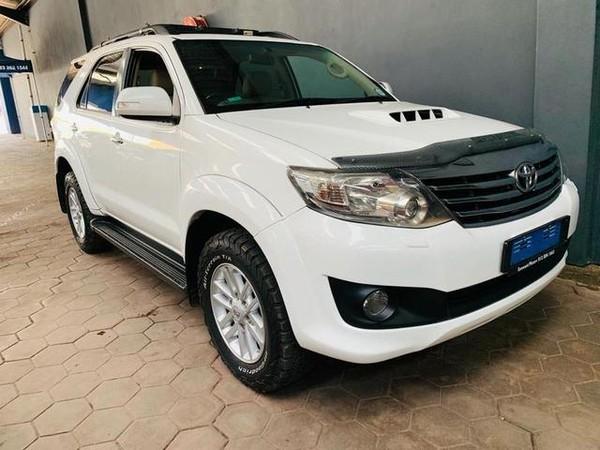 2013 Toyota Fortuner 3.0d-4d 4x4 At  Gauteng Silverton_0