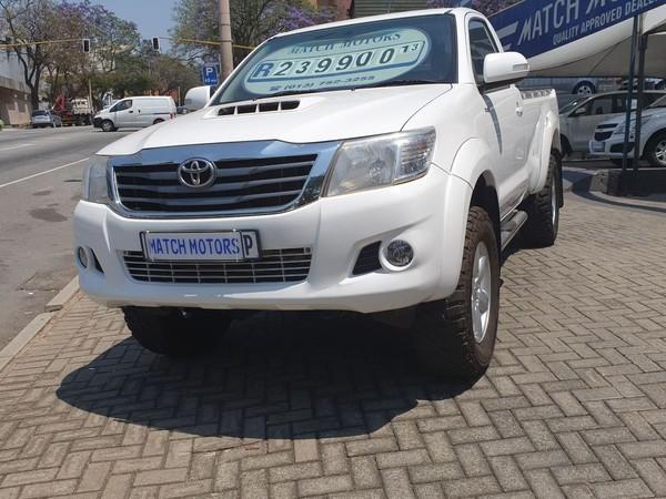 2013 Toyota Hilux 3.0 D-4d Raider 4x4 Pu Sc  Mpumalanga Nelspruit_0