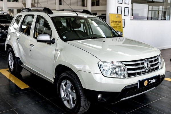 2014 Renault Duster 1.5 DCi Dynamique 4X4 With Tow bar Gauteng Sandton_0