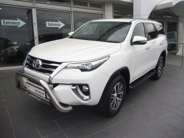 2017 Toyota Fortuner 2.8GD-6 4X4 Kwazulu Natal Durban North_0