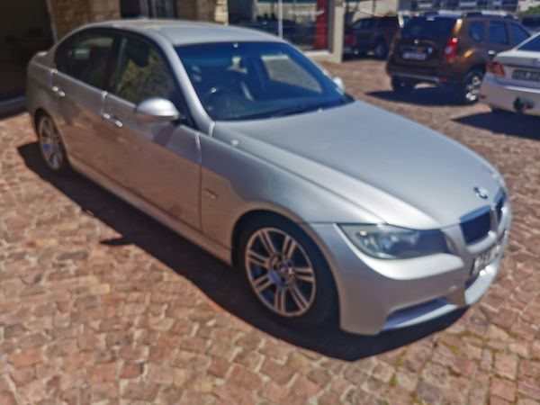 2008 BMW 3 Series 2008 BMW 320i Steptronic Western Cape Strand_0