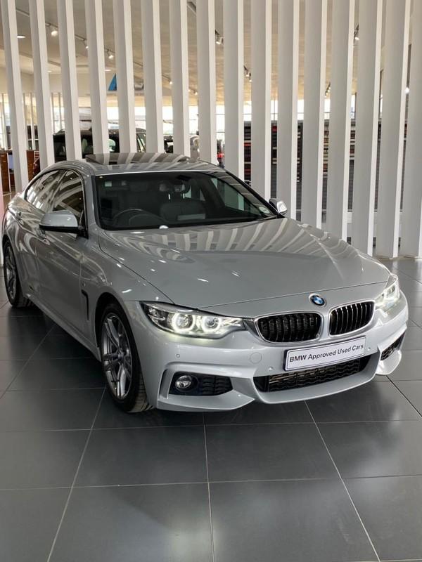 2018 BMW 4 Series 420D Gran Coupe M Sport Auto Gauteng Vereeniging_0