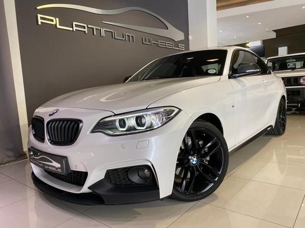 2015 BMW 2 Series 220D M Sport Auto Gauteng Four Ways_0