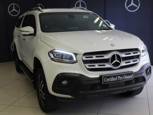 2019 Mercedes-Benz X-Class X250d 4x4 Power Auto Gauteng Sandton_0