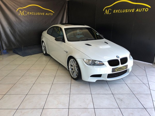 2008 BMW M3 Coupe M Dynamic  Western Cape Goodwood_0