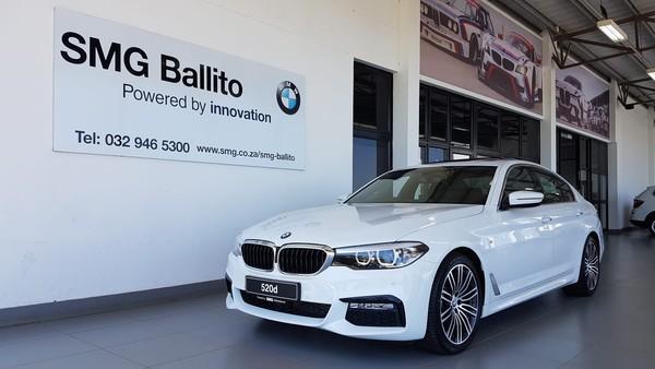 2019 BMW 5 Series 520d M Sport Kwazulu Natal Kwazulunatal_0