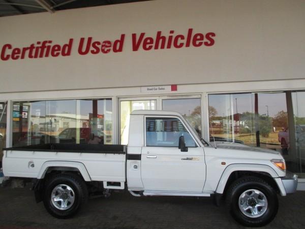 2014 Toyota Land Cruiser 79 4.2d Pu Sc  Limpopo Limpopo_0