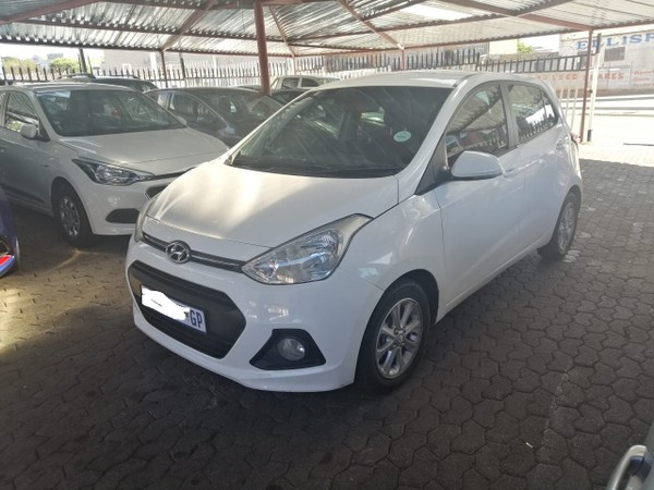 2015 Hyundai Grand i10 1.25 Motion Gauteng Jeppestown_0