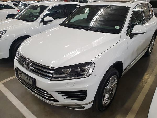 2016 Volkswagen Touareg GP 4.2 V8 TDI EXEC TIP Gauteng Centurion_0