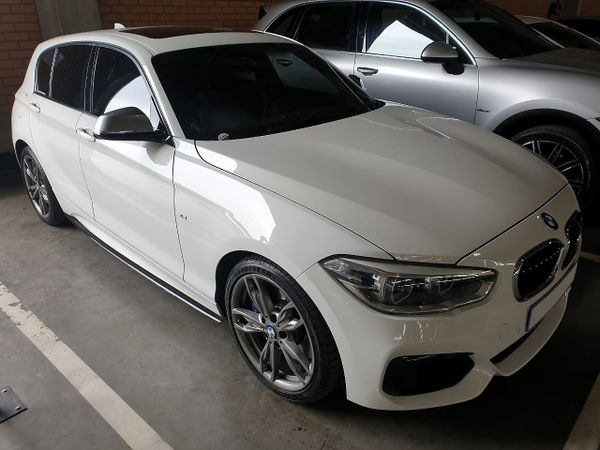 2015 BMW 1 Series M135i 5DR Atf20 Gauteng Centurion_0