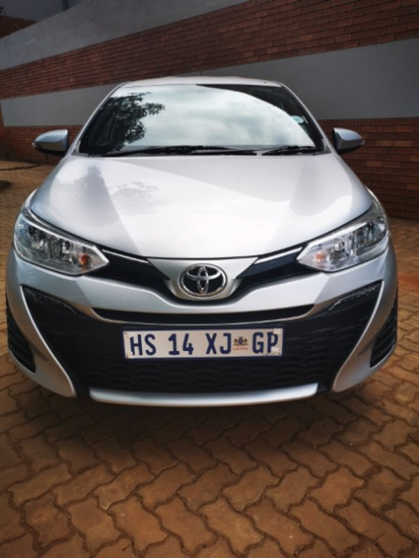 2018 Toyota Yaris 1.5 Xs 5-Door Limpopo Louis Trichardt_0