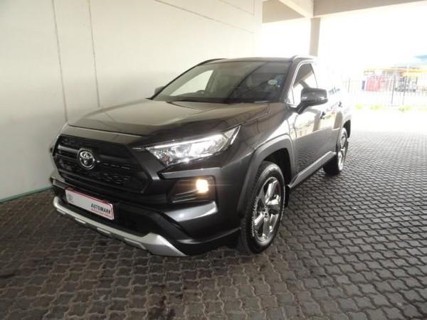 2019 Toyota Rav 4 2.0 GX-R CVT AWD Gauteng Brakpan_0
