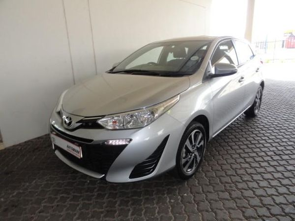 2018 Toyota Yaris 1.5 Xs 5-Door Gauteng Brakpan_0