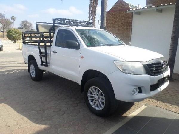 2013 Toyota Hilux 2.5 D-4d Srx 4x4 Pu Sc  Limpopo Messina_0