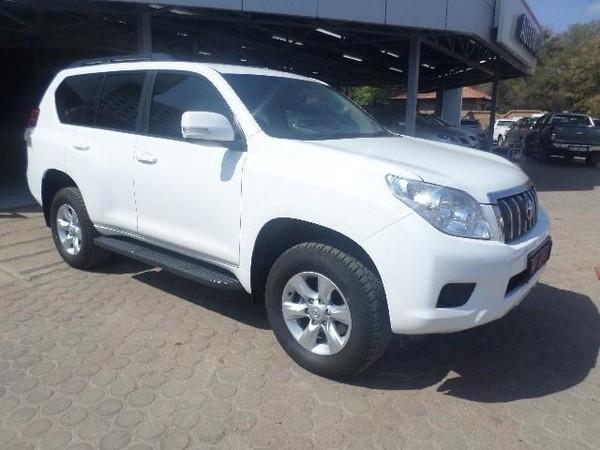 2011 Toyota Prado Tx 3.0 Tdi At  Limpopo Messina_0
