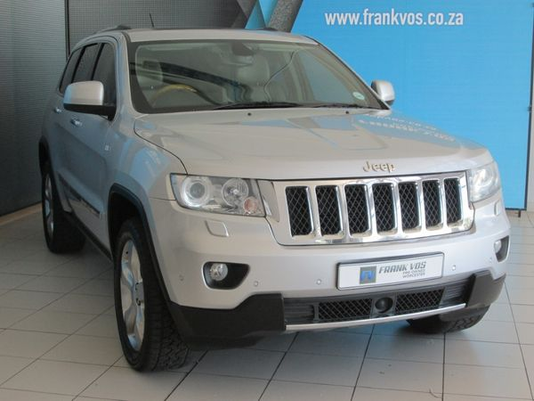 2012 Jeep Grand Cherokee 3.6 Overland  Western Cape Somerset West_0