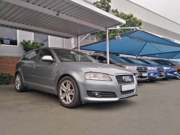 2009 Audi A3 1.8 Tfsi Ambition  Kwazulu Natal Durban_0