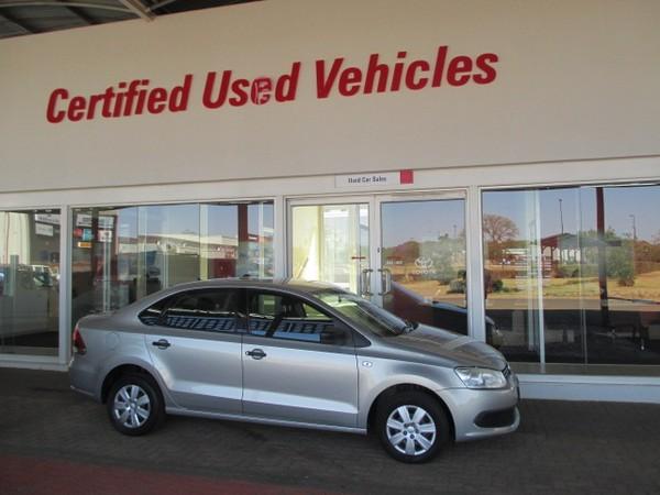 2012 Volkswagen Polo 1.6 Trendline  Limpopo Limpopo_0