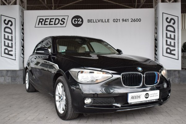 2013 BMW 1 Series 116i 5dr f20  Western Cape Bellville_0