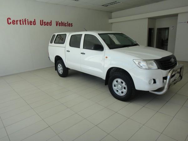 2014 Toyota Hilux 2.5d-4d Srx 4x4 Pu Dc  Western Cape Ceres_0