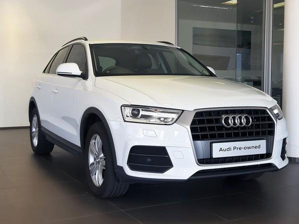 2018 Audi Q3 2.0TDI S Tronic Western Cape George_0