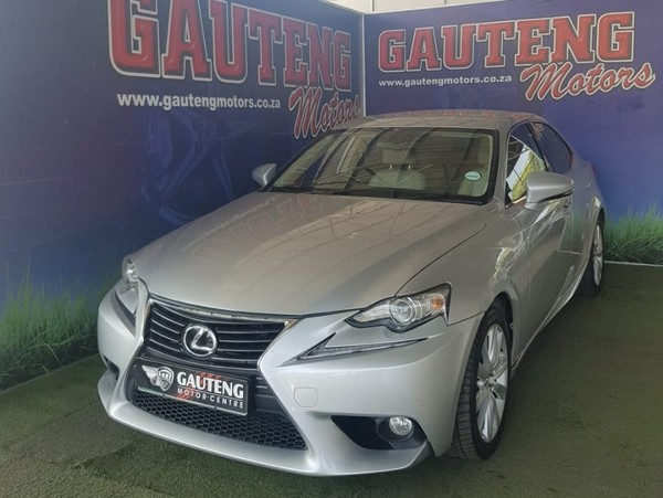 2013 Lexus IS 350 EX Gauteng Pretoria_0