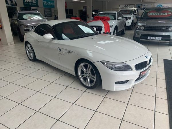 2014 BMW Z4 Sdrive20i M Sport At  Kwazulu Natal Pinetown_0