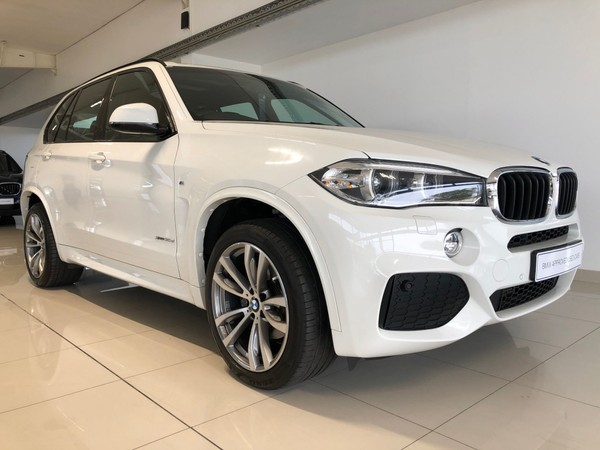 2016 BMW X5 xDRIVE30d M-Sport Auto Western Cape Somerset West_0