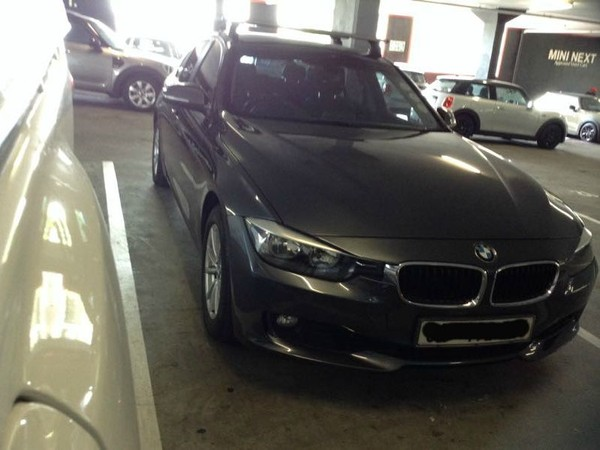 2012 BMW 3 Series 320i  At f30  Western Cape Claremont_0