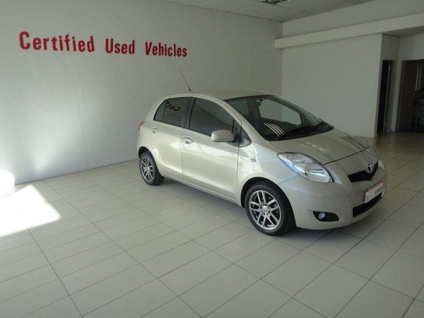 2011 Toyota Yaris T3 5dr  Western Cape Ceres_0