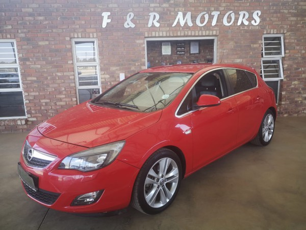 2011 Opel Astra 1.6t Sport 5dr  North West Province Potchefstroom_0