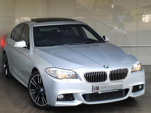 2012 BMW 5 Series 530D M-SPORT AUTO Gauteng Randburg_0