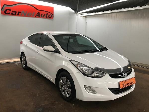 2012 Hyundai Elantra 1.6 Gls  Gauteng Pretoria_0