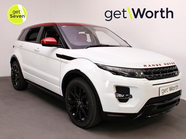 2015 Land Rover Evoque 2.2 Sd4 Dynamic Automatic Western Cape Milnerton_0