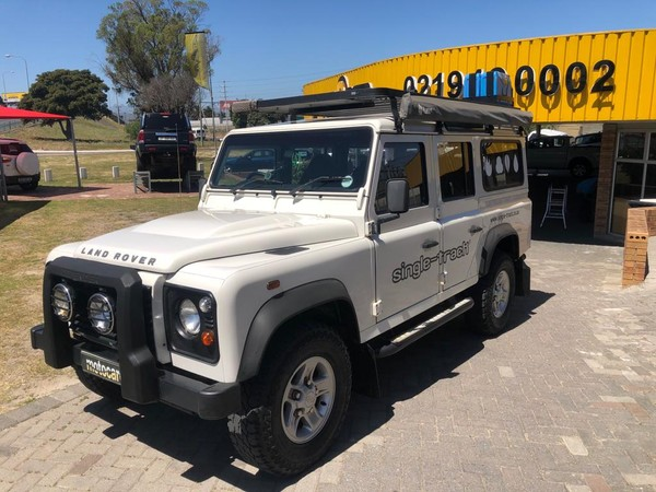 2008 Land Rover Defender Puma 110 Sw  Western Cape Bellville_0