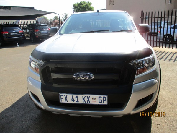 2017 Ford Ranger 2.2TDCi XL PU SUPCAB Gauteng Alberton_0