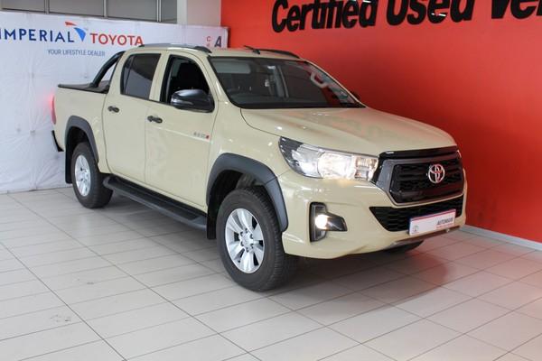 2019 Toyota Hilux 2.4 GD-6 RB SRX Auto Double Cab Bakkie Gauteng Edenvale_0