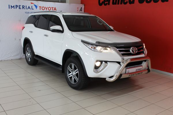 2019 Toyota Fortuner 2.4GD-6 RB Auto Gauteng Edenvale_0