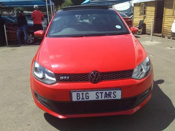 2015 Volkswagen Polo Gti 1.4tsi Dsg  Gauteng Johannesburg_0